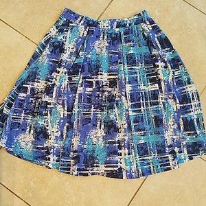Dresses & Skirts - Lularoe Multi Color Madison Skirt